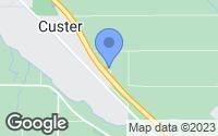Map of Ferndale, WA