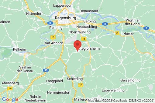 Karte Thalmassing