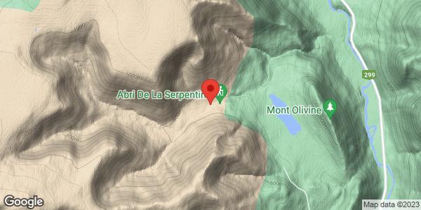 Avalanches sur Albert et aux Mines Madeleine
