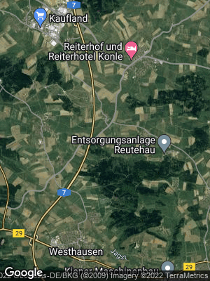 Google Map of Haisterhofen