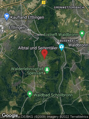 Google Map of Spessart