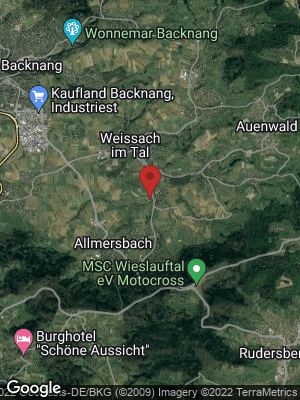 Google Map of Cottenweiler