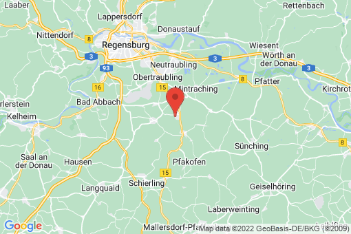 Karte Alteglofsheim