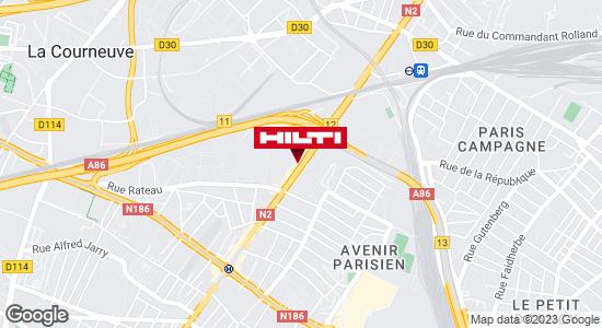 Hilti Store - La Courneuve