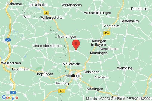 Karte Maihingen