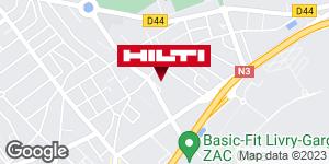 Espace Hilti - La Plateforme du Bâtiment - Villemonble