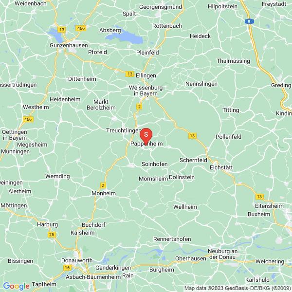 Freibad Pappenheim