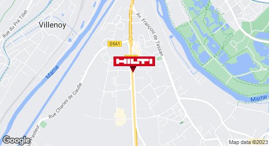 Hilti Store - Compiègne