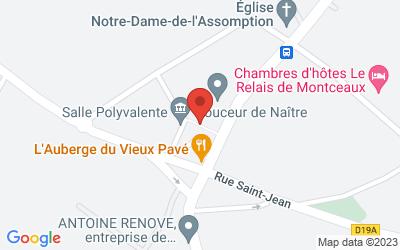 Place de la Mairie, 77470 Montceaux-lès-Meaux, France