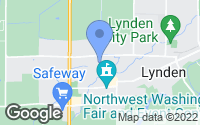 Map of Lynden, WA