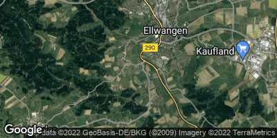Google Map of Schrezheim