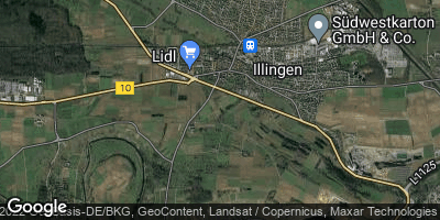 Google Map of Illingen