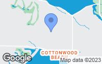 Map of Birch Bay, WA