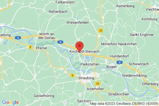 Karte Kirchroth