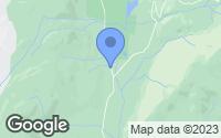 Map of Maple Falls, WA