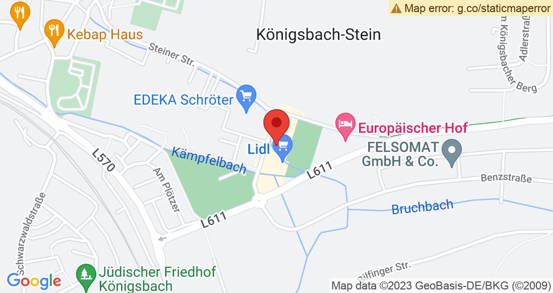 Google Map Föller Sportarena