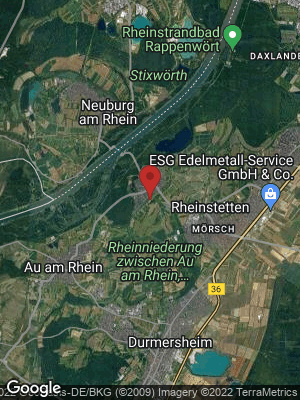 Google Map of Neuburgweier