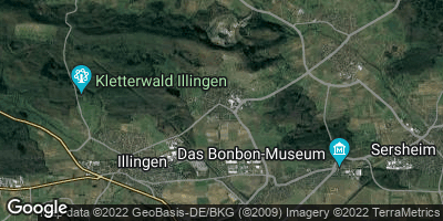 Google Map of Ensingen