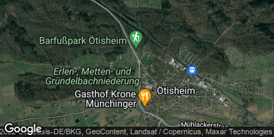 Google Map of Ötisheim