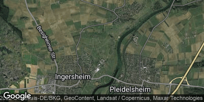 Google Map of Ingersheim