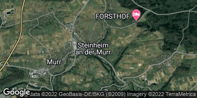 Google Map of Steinheim