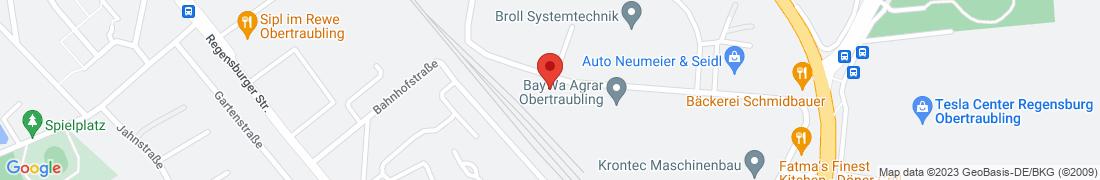 BayWa Agrar Obertraubling Anfahrt