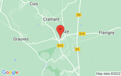3 Place Léon Bourgeois, 51190 Avize, France