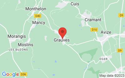16 Rue Bruyère, 51190 Grauves, France