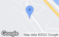 Map of Ladysmith, BC