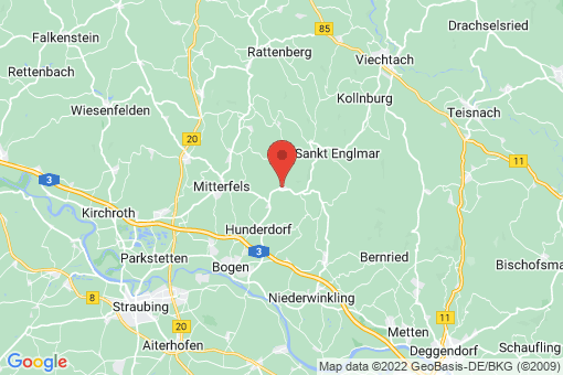 Karte Neukirchen