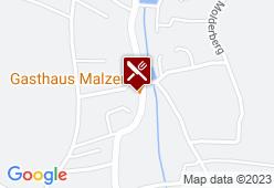 Gasthaus Malzer - Karte