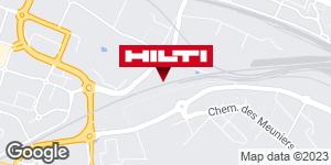 Get directions to Espace Hilti - La Plateforme du Bâtiment - Mantes / Buchelay
