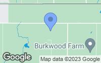 Map of Custer, WA