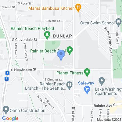 4800 S Henderson St, Seattle, WA 98118, USA