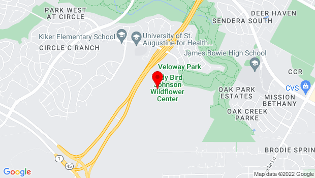Google Map of 4801 La Cross Ave, Austin, TX 78739