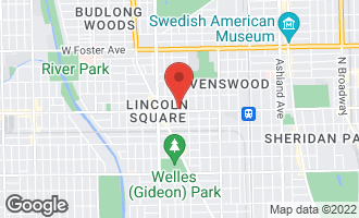 Map of 4802 North Bell Avenue #401 CHICAGO, IL 60625