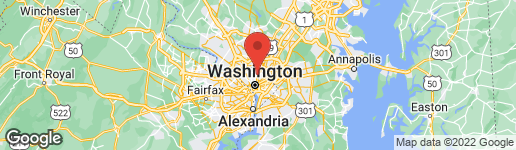 Map of 4822 5TH STREET NW WASHINGTON, DC 20011