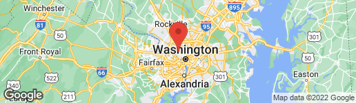 Map of 4839 WESTERN AVENUE NW WASHINGTON, DC 20016