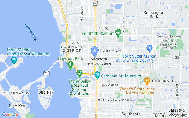 4857 Kestral Park Way N #26 Sarasota Florida 34231 locatior map