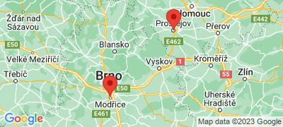 Zde nás najdete - mapa