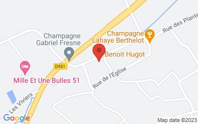 7 Rue de Champagne, 51530 Brugny-Vaudancourt, France