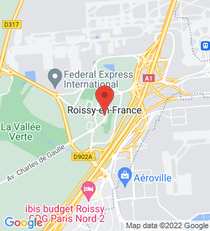 Carte Google Map BRASSERIE LE VILLAGE