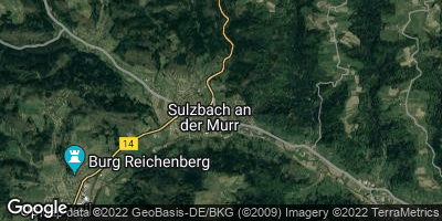 Google Map of Sulzbach