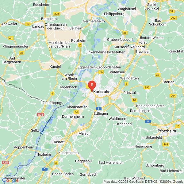The Rock Kletterzentrum Karlsruhe