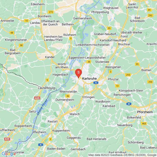 NEON Karlsruhe - 3D Schwarzlicht Minigolf