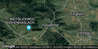 Google Map of Freudental