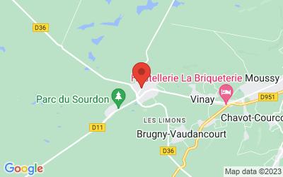 2 Route de Montbayen, 51530 Saint-Martin-d'Ablois, France