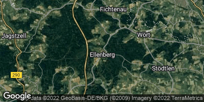 Google Map of Ellenberg