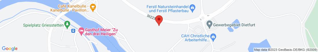 BayWa Technik Dietfurt Anfahrt