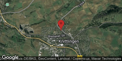Google Map of Knittlingen